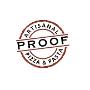 Restaurant logo for Proof Artisanal Pizza & Pasta