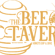 This is the restaurant logo for The Bee Tavern