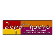 This is the restaurant logo for Depot Nuevo Restaurant