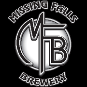 This is the restaurant logo for Missing Falls Brewery