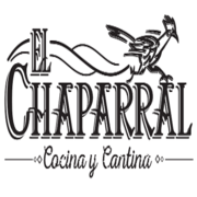 This is the restaurant logo for El Chaparral Mexican Restaurant