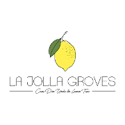 This is the restaurant logo for La Jolla Groves