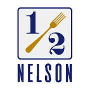 This is the restaurant logo for The Half Nelson
