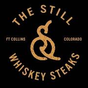 This is the restaurant logo for The Still Whiskey Steaks
