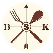 This is the restaurant logo for Brown Sugar Kitchen