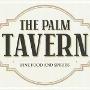 Restaurant logo for The Palm Tavern