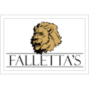 This is the restaurant logo for Falletta's Restaurant