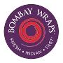 Restaurant logo for Bombay Wraps