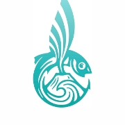 This is the restaurant logo for Magics Beach Grill