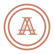 This is the restaurant logo for Alcove