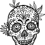 This is the restaurant logo for Banditos Bar & Kitchen
