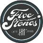Restaurant logo for Five Stones Coffee Co