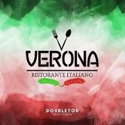 This is the restaurant logo for Verona Ristorante