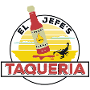 Restaurant logo for El Jefe's Taqueria
