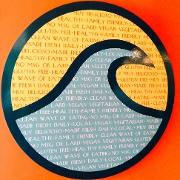 This is the restaurant logo for Las Olas Taqueria