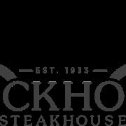 This is the restaurant logo for Buckhorn Steakhouse