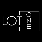 This is the restaurant logo for Lot One-Lot Que