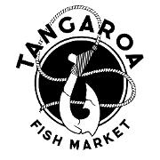This is the restaurant logo for Tangaroa Fish Market