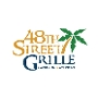 Restaurant logo for 48th Street Grille