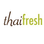 This is the restaurant logo for Thai Fresh