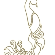 This is the restaurant logo for Julii