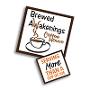 Restaurant logo for Brewed Awakenings