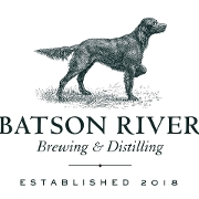 This is the restaurant logo for Batson River Brewing & Distilling