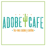 This is the restaurant logo for Adobe Cafe Tex Mex Cocina