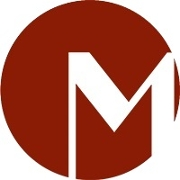 This is the restaurant logo for The Metropolitan