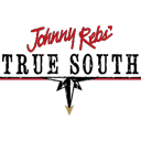 This is the restaurant logo for Johnny Rebs' True South