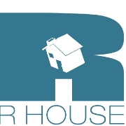 This is the restaurant logo for R House Wynwood