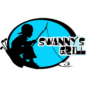 This is the restaurant logo for Swanny's Grill