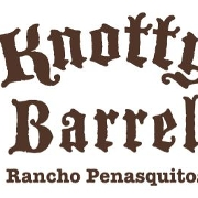 This is the restaurant logo for Knotty Barrel - Rancho Penasquitos