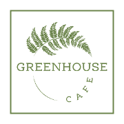 This is the restaurant logo for Greenhouse Cafe