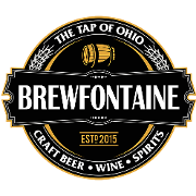 This is the restaurant logo for Brewfontaine