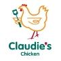 Restaurant logo for Claudie's Chicken