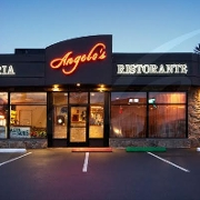 This is the restaurant logo for Angelo's Ristorante & Pizzeria
