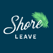 This is the restaurant logo for Shore Leave
