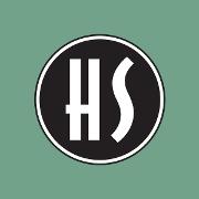 This is the restaurant logo for Harlem Shake