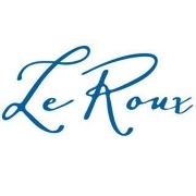 This is the restaurant logo for LeRoux