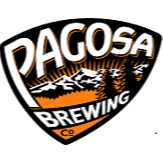 This is the restaurant logo for Pagosa Brewing & Grill