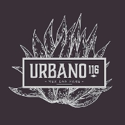 This is the restaurant logo for Urbano 116