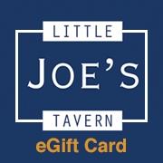 This is the restaurant logo for Little Joe's