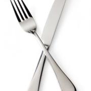 This is the restaurant logo for Mela