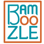 This is the restaurant logo for Bamboozle Cafe