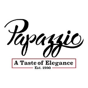 This is the restaurant logo for Papazzio Restaurant & Caterer