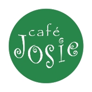 This is the restaurant logo for Cafe Josie