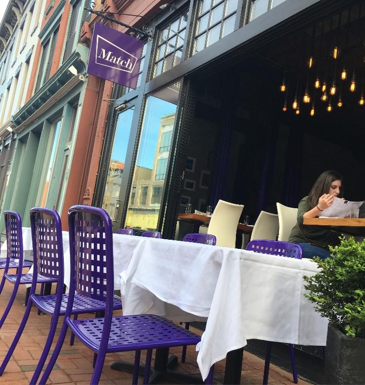 MATCH RESTAURANT: Online Menu - 98 Washington St Norwalk, CT Restaurant | Order now!