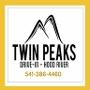 Restaurant logo for Twin Peaks Drive In