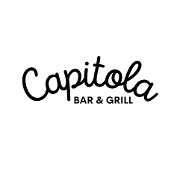This is the restaurant logo for Capitola Bar & Grill